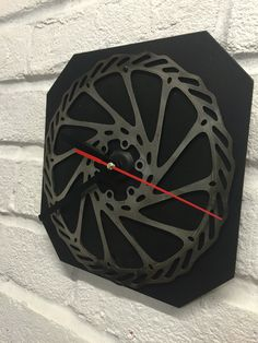 Bike based clock