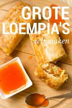 Crockpot Recipes, Chicken Recipes, Snack Recipes, Cooking Recipes, Dutch Recipes, Asian Recipes, Tapas, Good Food, Yummy Food