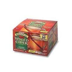 Alpine Spiced Cider Original Apple Flavor Drink Mix , 60 ct by Alpine