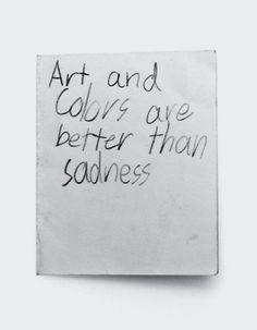 Better than sadness