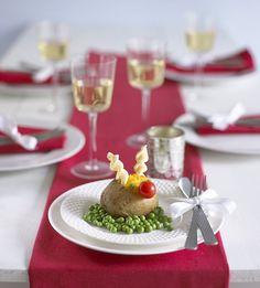 Annabel Karmel: Kid-Friendly Alternatives to Christmas Dinner  from: lilsugar.com