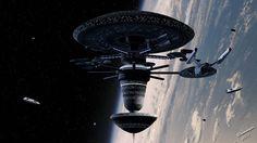 Starfleet Museum by unusualsuspex.deviantart.com on @deviantART
