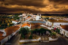 the postcard village of Terena ( #Portugal #Alentejo #Terena )