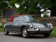 Fotografía de Citroen ds 21 descapotable 1965-1968 (6 de 6). | noticias.coches.com