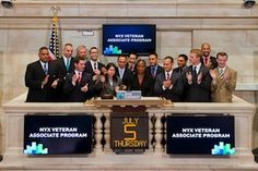 Applications for Summer 2013 Veteran Associate Program being accepted in February 2013  @Elenise Xzas Euronext @U.S. Marines @Jon Creed Warrior Project