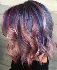 There's no doubt that Harley's cotton candy–colored tresses have inspired a whole wave of new hair trends. For an upgraded take on her famous locks, ask your stylist for pink and blue hair by way of pastel balayage.