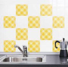 Sol vinyle loft carreau ciment saint maclou toilettes - Dalle credence autocollante ...