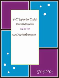 Your Next Stamp Challenge Blog: YNS Challenge #16 ~ Week 2