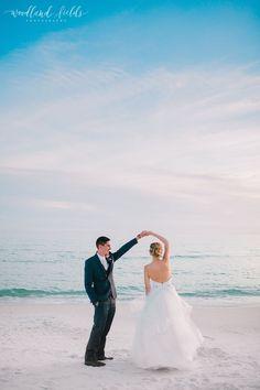 Santa Rosa Beach Destin 30a Photographer Wedding Sand And Sun Ceremony