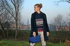 ELIZABETH BAILEY: TIROL PULLOVER AND BOOTS