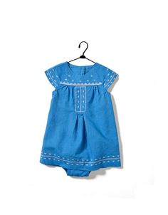 embroidered dress - Dresses - Baby girl (3-36 months) - Kids - ZARA