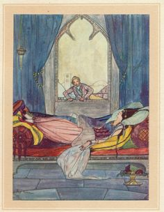 Rie Cramer, Sleeping Beauty