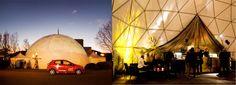 Geodome New Zealand Ltd New Zealand, Gate, Backyard, Clouds, Travel, Patio, Viajes, Portal, Backyards