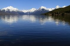 Glacier National Park is on our list for this summer!