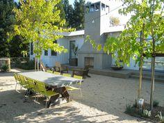 Napa Valley outdoor dining area - Decoist
