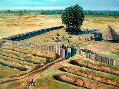 Roger Massey-Ryan - Early Iron Age Enclosure at Orsett Cock