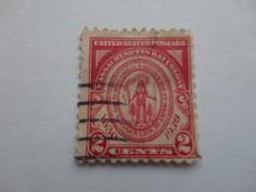 1630-1930 2c U.S. Postage Stamp