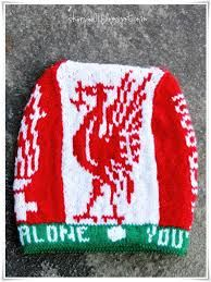 Image result for mønster liverpool Geocaching, Aktiv, Liverpool, Drink Sleeves, Mittens, Knit Crochet, Knitting Patterns, Beanie, Hats