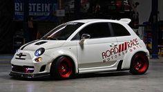 fiat 500 abarth road race motorsports tuning 6 Image