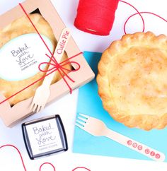 Three Fun Ways To Package Up Sweet Treats With Expressionery! #customstamps #personalizedstamps #bakedgoods