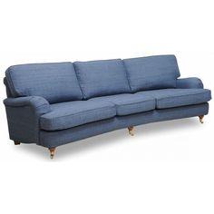 Howard oxford 3 sits svängd blå