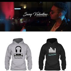 Tony Sway is a Singer/Songwriter & Producer & has now launched his official apparel, where you can get all the dopiest Hoodies & Tees and more. Smooth Music, New Launch, Product Launch, Singer, Hoodies, Tank Tops, Tees, Fashion, Moda