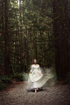Her secret place.....