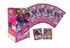 Pokemon Card XY 30 Packs in 1 Box Phantom Gate Korea Version / 30 Booster packs – Pokemon Cards Collectible Box, Pokemon Cards Holder