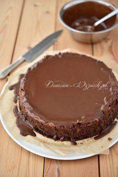 "Soczyste"" Brownie Brownie brownie w tortownicy Food Cakes, Bon Appetit, Tiramisu, Brownies, Cake Recipes, Sweet Tooth, Cheesecake, Food And Drink, Sweets"