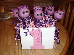 76 Best Purple Hippos Images Purple Hippo Cake Cute Hippo
