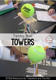 STEM Challenges: Straws are such a great material to use for your STEM projects. They are easy to use, come in many colors and sizes, and they are inexpensive! Here's a tower that uses straws!