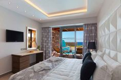 ★★★★★ Boutique 5 Hotel & Spa - Adults Only, Κιοτάρι, Ελλάδα Rhodes Hotel, Soothing Colors, Luxury Holidays, Walk In Shower, Hotel Spa, Private Pool, Resort Spa, Photo Galleries, Boutique