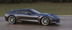 Corvette Stingray Shooting Brake