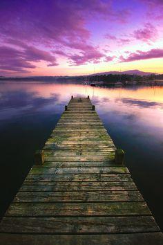 Lake Windermere, Cumbria, UK