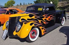 Cool Cars Pictures Hot Rod | OT - pictures from Hot Rods on the Beach - Ford Truck Enthusiasts Forums
