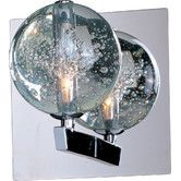 Found it at AllModern - Orb 1 Light Wall Sconce