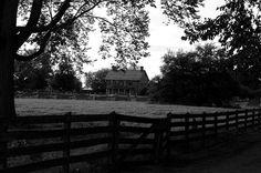 Monochrome Nightmare – The Old Farm