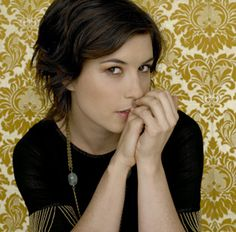 The sound of white by Missy Higgins/ I'm sure I felt your fingers through my hair