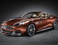 Aston Martin Vanquish 2012 (© Aston Martin)