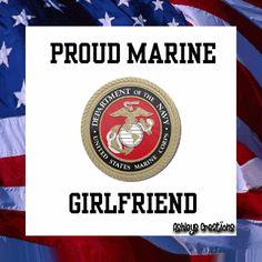 Marine Girlfriend Quotes, Marine Quotes, Usmc Quotes, Marines Girlfriend, Girlfriend Gift, Romantic Love Quotes, Love Quotes For Him, Presents For Best Friends, Diy Presents