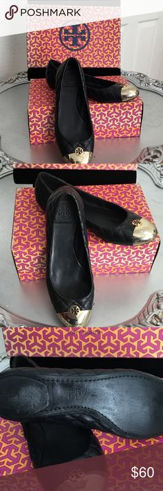 TORY BURCH shoes TORY BURCH Flats. All leather . Used . Tory Burch Shoes Flats & Loafers