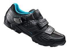 Women's Cycling Shoes - Shimano Womens SHWM64 MTB Shoes -- To view further for this item, visit the image link.