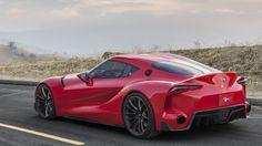 la nouvelle Toyota Supra, révélée au Salon de l'auto de Detroit ! Ce concept est là pour nous faire penser, 10 ans après la mort de la Supra, à cette superbe auto, en Vidéo !