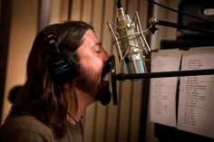 David Grohl en Foo Fighters: Back and Forth