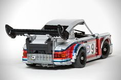 LEGO Martini Porsche Racing Set