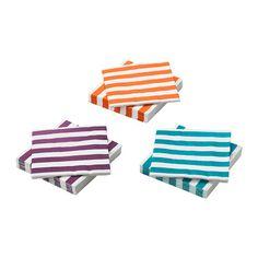 IKEA - MÅTTA, Papieren servet, Het servet heeft een goed absorberend vermogen: 3-laags papier.
