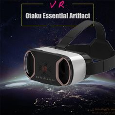 VR DAVI Virtual Reality 3D Video Games Glasses  Helmet with Bluetooth Remote Controller gift