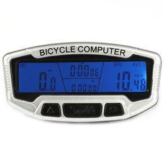 Hoy con el 6% de descuento. Llévalo por solo $29,800.Sunding SD - 558A 27 Funciones ordenador de bicicleta.