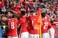 @Benfica #Mitroglou #Glorioso #SLB #Benfica #UCL #9ine Sumo, Wrestling, Sports, Tops, Fashion, Lucha Libre, Hs Sports, Moda, Fashion Styles