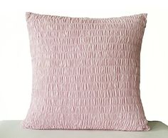 Amore Beaute Handcrafted Pink Cotton Voile Pillow Covers ... http://www.amazon.com/dp/B00NGF86KC/ref=cm_sw_r_pi_dp_oVatxb0KF3FC8
